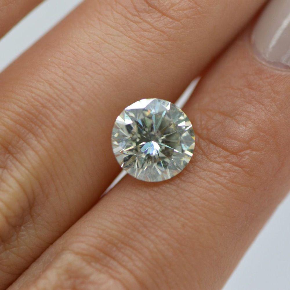 Diamond clarity is stunning.
