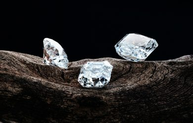 You can wear diamonds at any time, anywhere