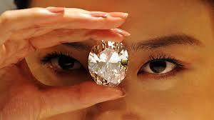 Diamonds to the Chinese