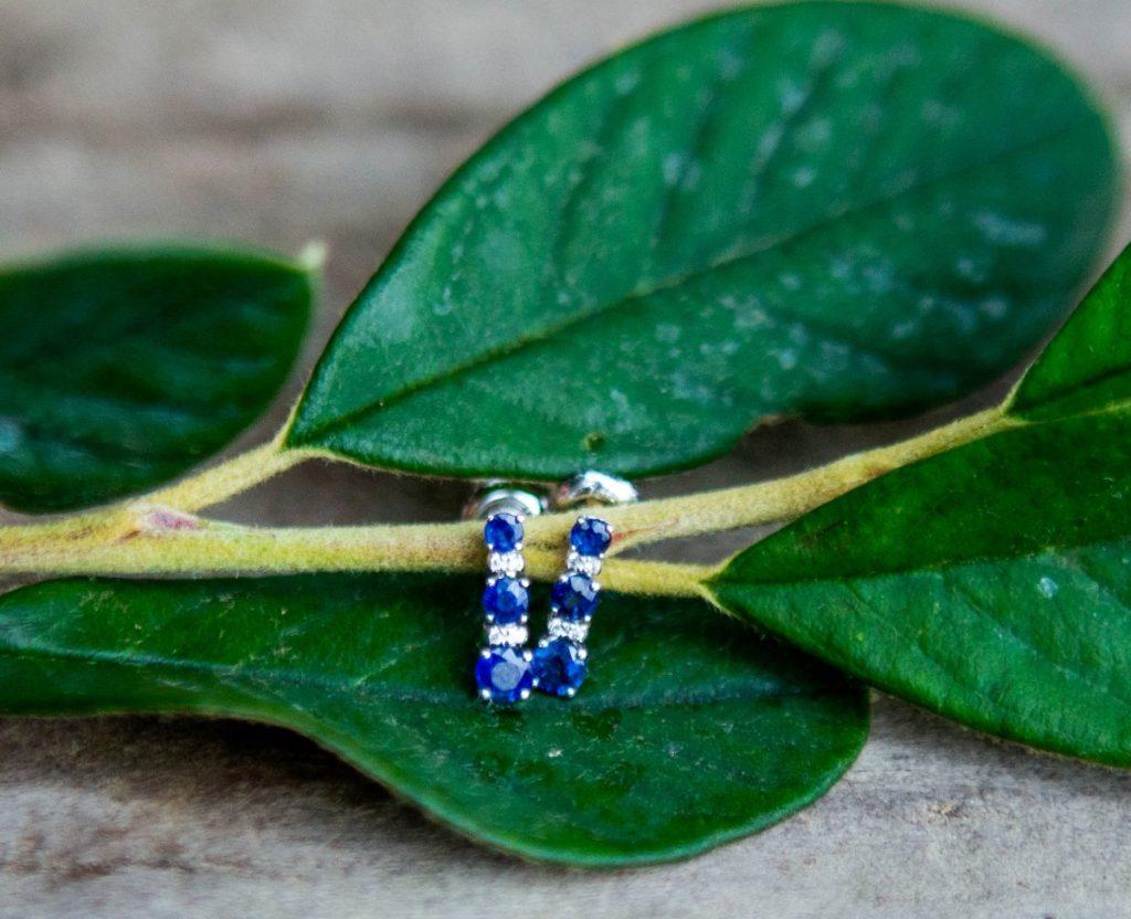 Stunning fall earrings