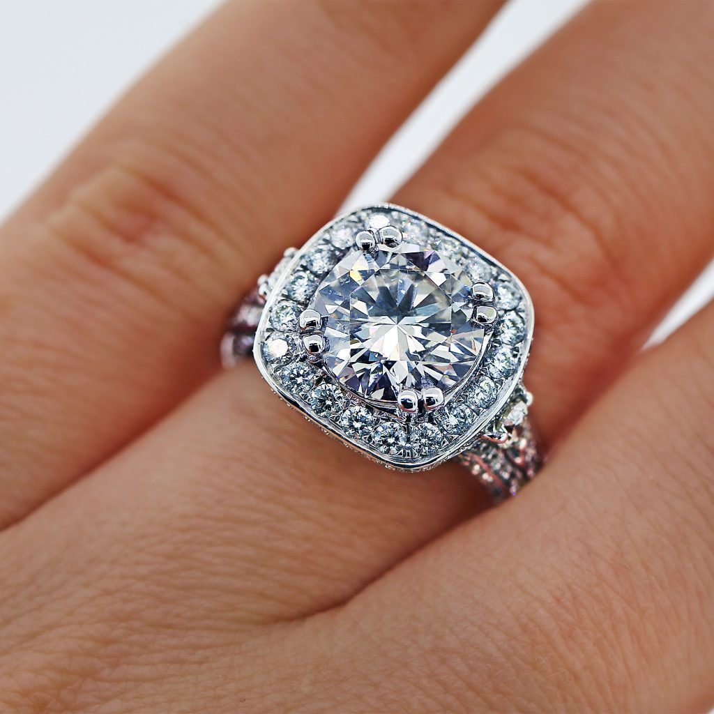 Proper care of your clarity enhanced diamonds is required for them to last a long time.