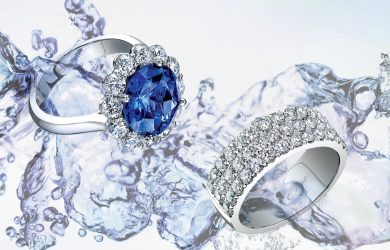 Sanitizing yourself and your jewelry