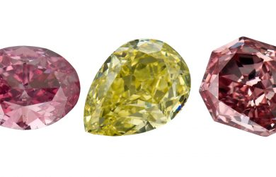 HPHT diamonds