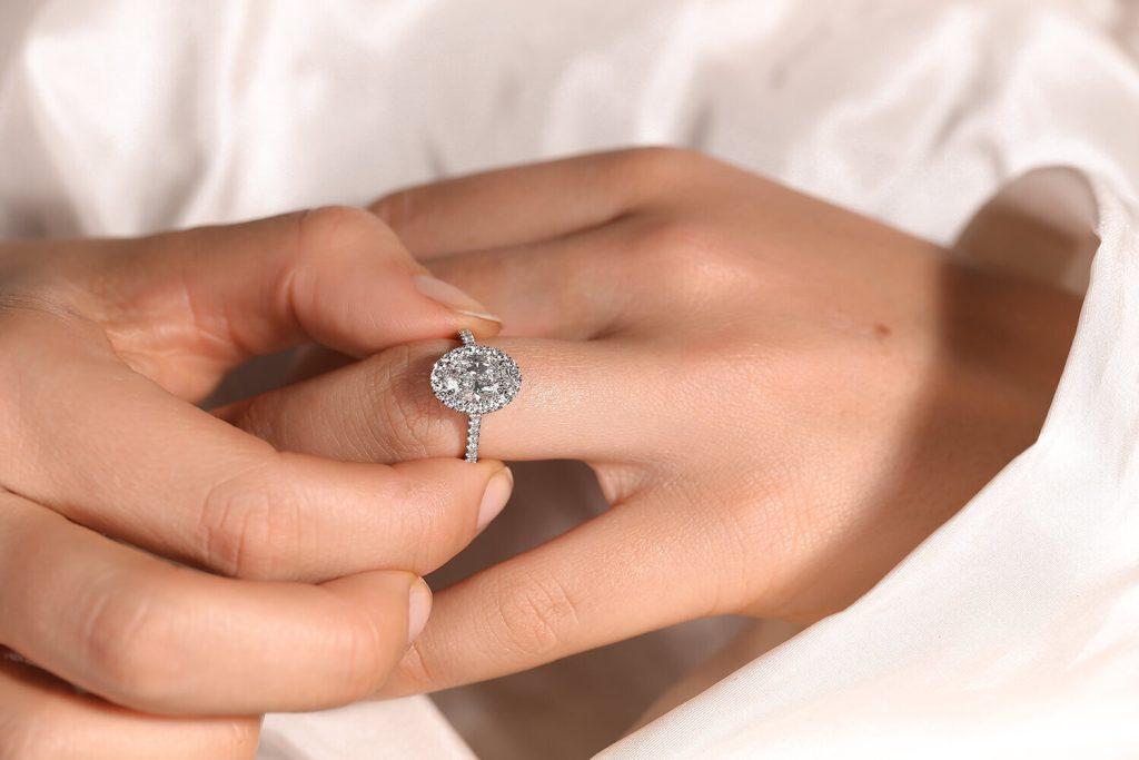 Man-made diamonds are as beautiful as natural diamonds