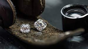 Brilliant lab-grown diamonds