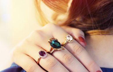 Sparkling jewelry and COVID-19