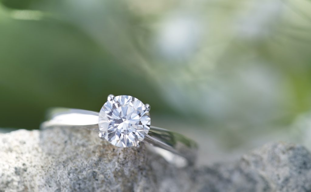 Lab-grown diamonds can carry the same sentiment as natural diamonds