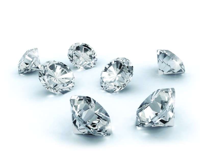 The beauty of a clarity enhanced diamond does not end with just one