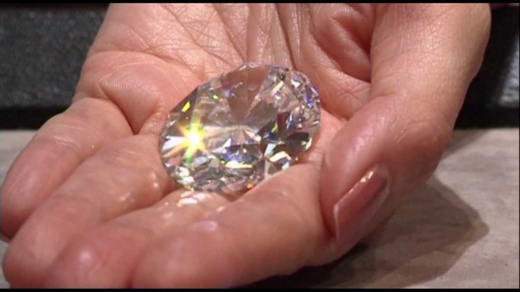 Rare, expensive diamonds are hard to come by.