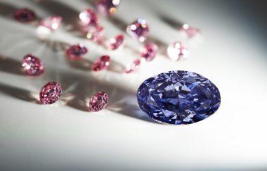 Rare diamonds are more brilliant than other diamonds.