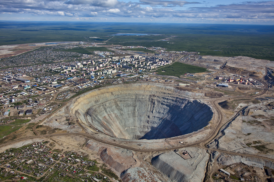 World's top diamond producer first-quarter output hit by mine accident